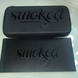 BRAND NEW- URBAN DECAY SMOKED PALLET